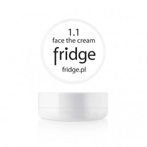 sample 1.1 face the cream / 4g
